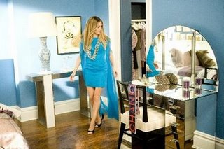 Carrie's Closet & Vanity: Movie