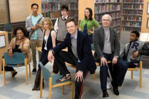 The Cast of Community