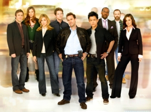 The Cast of Flashforward