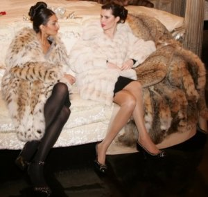 Fur Coats: Not So Hot Anymore