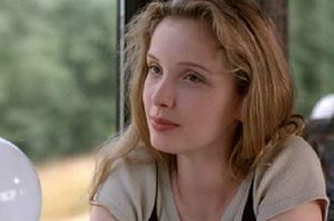 Julie Delpy as Celine in Before Sunrise