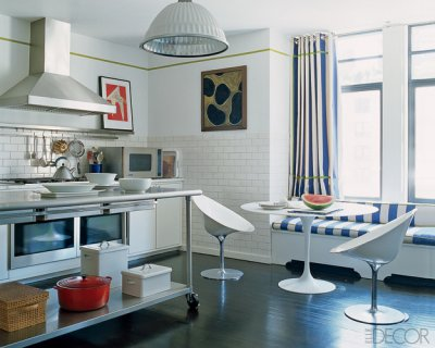 Mod New York Kitchen