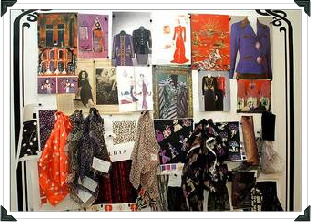 Anna Sui's Mood Board