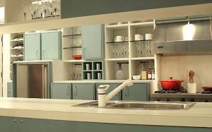 Samantha Jones' Kitchen