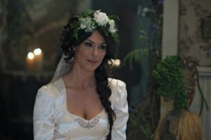 Michelle Forbes as Maryann Forrester in True Blood