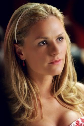 """What? I'm high maintenance, blood thirsty, and old as dirt?"" - Sookie Stackhouse, True Blood."