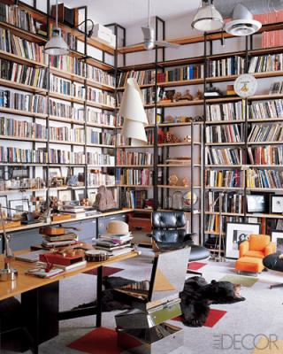 Boho Library