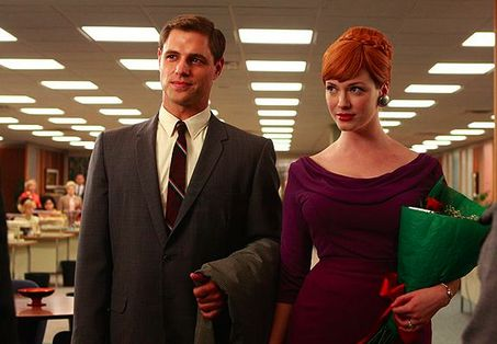christina hendricks boyfriend. Christina Hendricks, Mad Men