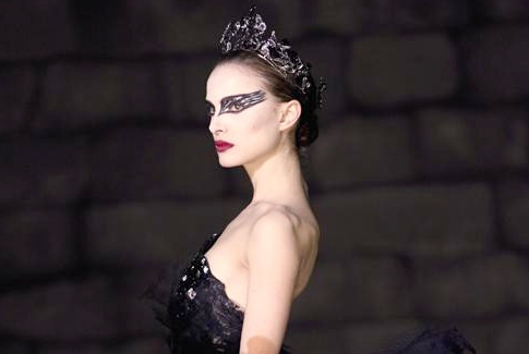 Natalie Portman, Black Swan. Why? It's no secret that the HFPA loves this